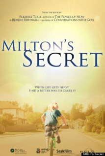Milton's Secret film afişi