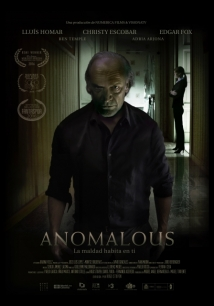 Anomalous film afişi