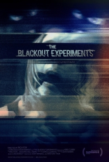 The Blackout Experiments film afişi