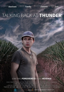 Talking Back At Thunder film afişi