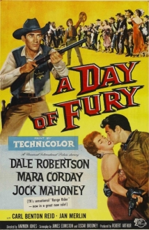 A Day Of Fury film afişi