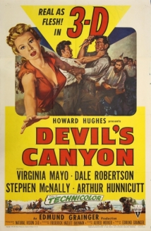Devil's Canyon film afişi