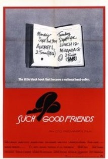 Such Good Friends film afişi