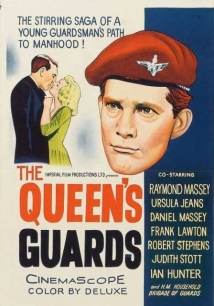 The Queen's Guards film afişi