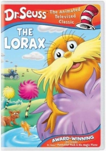 The Lorax film afişi