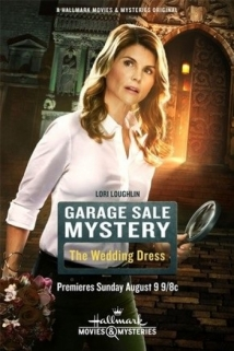 Garage Sale Mystery: The Wedding Dress film afişi
