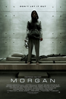 Morgan film afişi