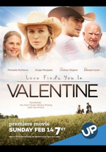 Love Finds You In Valentine film afişi
