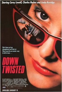 Down Twisted film afişi