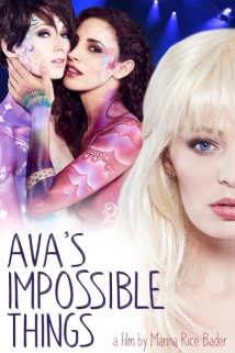 Ava's Impossible Things film afişi
