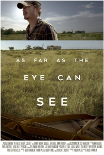 As Far As The Eye Can See film afişi