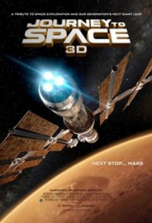 Journey To Space film afişi