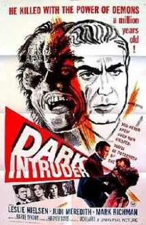 Dark Intruder film afişi