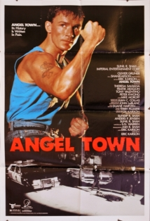 Angel Town film afişi