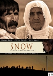Snow film afişi