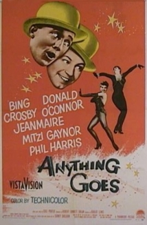 Anything Goes film afişi