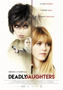 Deadly Daughters film afişi