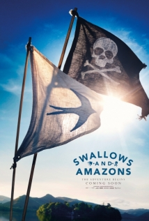 Swallows And Amazons film afişi