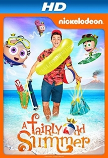 A Fairly Odd Summer film afişi