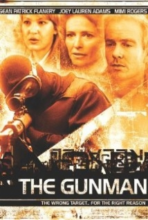 The Gunman film afişi