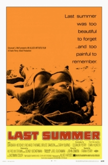 Last Summer film afişi