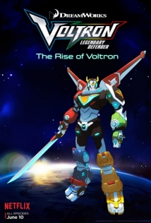 Voltron: Legendary Defender film afişi