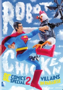 Robot Chicken DC Comics Special II: Villains in Paradise film afişi
