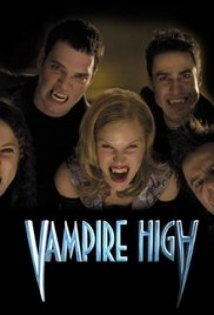Vampire High film afişi