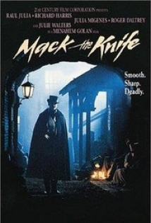 Mack The Knife film afişi