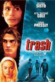 Trash film afişi