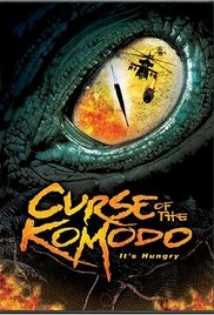 The Curse Of The Komodo film afişi