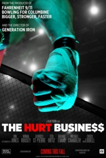 The Hurt Business film afişi