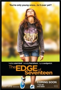 The Edge Of Seventeen film afişi