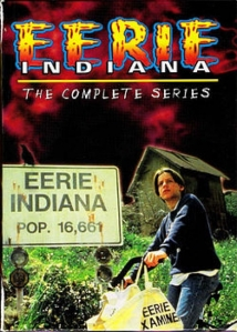 """eerie, Indiana"" Foreverware film afişi"