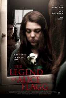 The Legend Of Alice Flagg film afişi