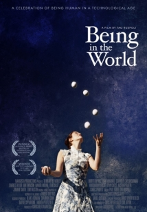 Being in the World film afişi