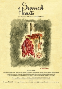 Scarred Hearts film afişi