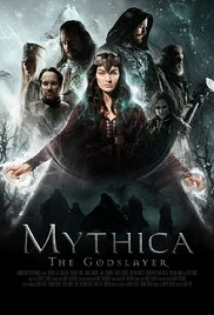 Mythica: The Godslayer film afişi