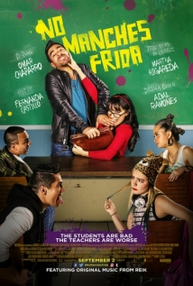 No manches Frida film afişi