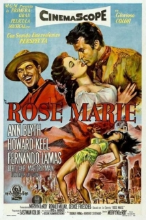 Rose Marie film afişi