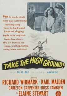 Take The High Ground! film afişi