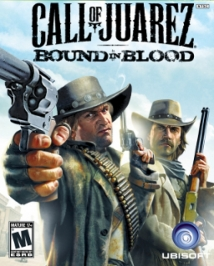 Call Of Juarez: Bound In Blood film afişi