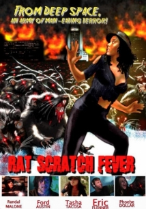 Rat Scratch Fever film afişi
