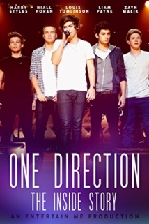 One Direction: The Inside Story film afişi