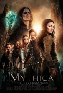 Mythica: The Necromancer film afişi