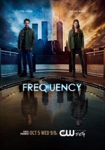 Frequency film afişi