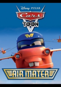 """Mater's Tall Tales"" Air Mater film afişi"