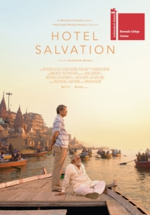 Hotel Salvation film afişi