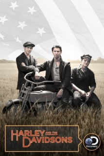 Harley and the Davidsons film afişi