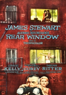 Rear Window 1954 film